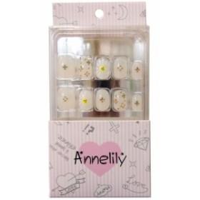 ウイング・ビート ネイルチップ Annelily AN-018