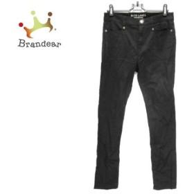 ブルーレーベルクレストブリッジ BLUE LABEL CRESTBRIDGE パンツ サイズ38 M レディース 黒   スペシャル特価 20191013