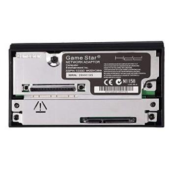 SATAインターフェースネットワークアダプターソニーPS2プレイステーション用HDDハードディスクアダプター2 IDEなし