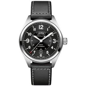 正規品 HAMILTON ハミルトン H70505733 Khaki Field Day Date Auto 42mm カーキ フィールド デイデイト オート 42mm 腕時計