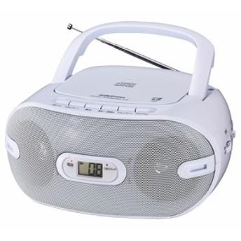 オーム電機 OHM Audio Comm CDラジオ871Z RCR-871Z