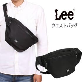 Lee リー ウエストバッグ ボディバッグ  QPER60-0425507