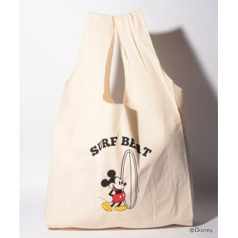 イッカ Disneyエコトートバッグ レディース ホワイト F 【ikka】