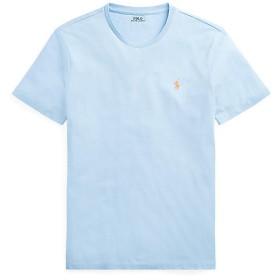 <POLO RALPH LAUREN(メンズ)/ポロラルフローレン> カスタムスリムクルーネックTシャツ C02ブルー 【三越・伊勢丹/公式】
