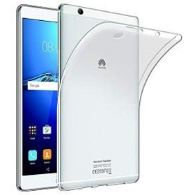 Huawei Mediapad M3 Lite 8 ケース Huawei Mediapad M3 Lite 8 ケース カバー 高品質TPU シリコン ケース 落下防止 防指紋 超薄 ...