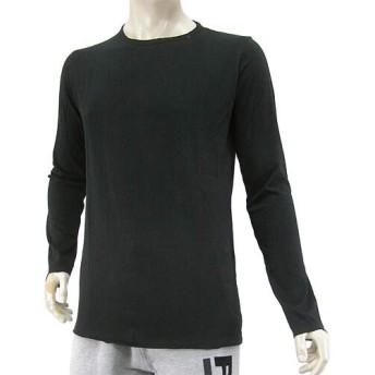 リプレイ REPLAY メンズ 長袖Tシャツ M3592 2660 098 ブラック 1920aw (M, ブラック) [並行輸入品]