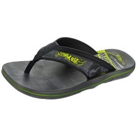 [Ipanema] Hot Wheels Authentic Kids Flip Flops/Sandals-Black-20
