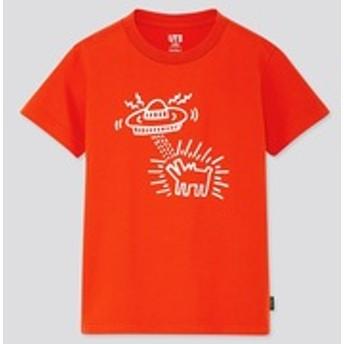 KIDS キース・ヘリング UT(グラフィックTシャツ・半袖)