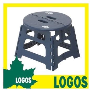パタントテーブルMARU(ネイビー) アウトドアテーブル 折りたたみテーブル LOGOS ロゴス おしゃれ 軽量 コンパクト ブルー 青 折り畳み式 折りたたみ式