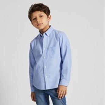 KIDS オックスフォードシャツ(長袖)