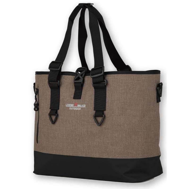 防潑水兩用包 - 棕色 9501-33-BE