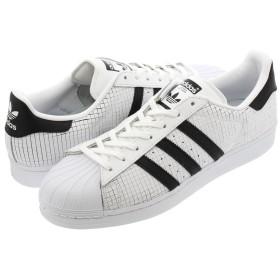 [アディダス] adidas SUPER STAR RUNNING WHITE/CORE BLACK 【adidas Originals】 [並行輸入品]