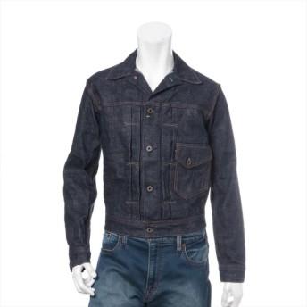 デニム&サプライ ラルフローレン コットン デニムジャケット サイズXS メンズ ブルー