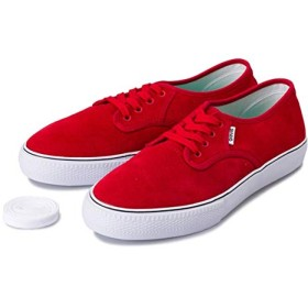 [gravis] SLYMZ2 SUEDE グラビス スリムズ2 スエード 10304 18FA RED/WHITE 26.5cm