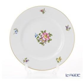 アウガルテン(AUGARTEN) シンプルブーケ(5052B) 野バラ プレート 20cm(001) 皿