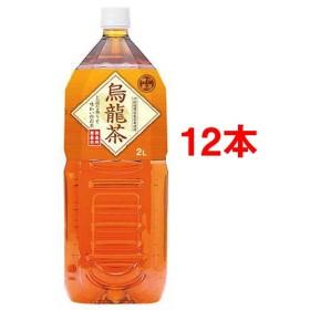 神戸茶房 烏龍茶 (2L6本入2コセット)