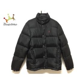 ポロラルフローレン POLObyRalphLauren ダウンジャケット サイズS メンズ 黒 ジップアップ/冬物 新着 20190728