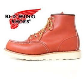 レッドウイング アイリッシュセッター 8875 モックトゥ ブーツ RED WING オロ・ラセット ワークブーツ レッドブラウン 赤茶 モカシン 国内正規品