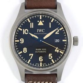 IWC インター パイロット・ウォッチ マークXVIII ヘリテージ IW327006 チタン