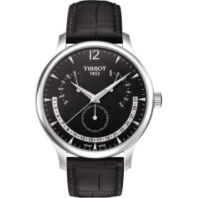 正規品 TISSOT ティソ T063.637.16.057.00 TISSOT TRADITION PERPETUAL CALENDAR 腕時計