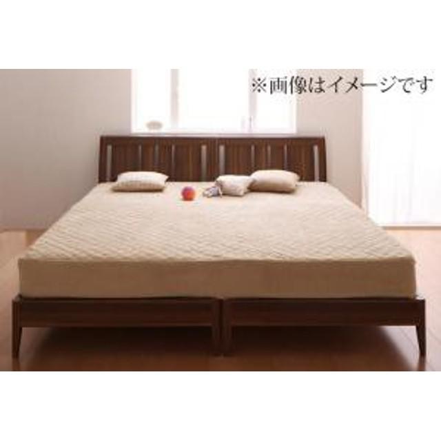 寝心地・カラー・タイプが選べる 大きいサイズのパッド・シーツ シリーズ パッド一体型ボックスシーツマイクロファイバーファミリー