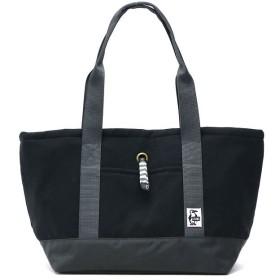 ギャレリア チャムス トートバッグ CHUMS Tote Bag Sweat Nylon A4 CH60 2674 CH60 0686 ユニセックス ブラック F 【GALLERIA】