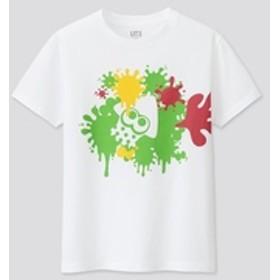KIDS スプラトゥーン UT(グラフィックTシャツ・半袖・オンラインストア限定サイズのみ)