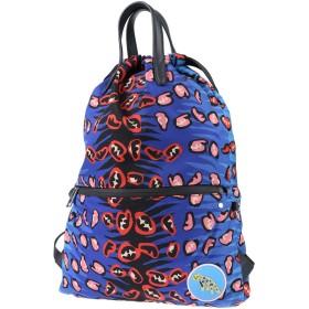 《期間限定 セール開催中》FENDI メンズ バックパック&ヒップバッグ ブルー 紡績繊維 / 革