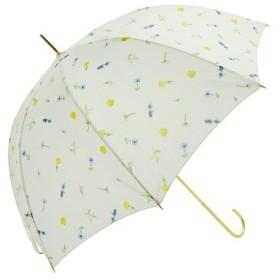 (BACKYARD FAMILY/BACKYARD FAMILY)ビーサニー BE SUNNY 長傘 晴雨兼用 58cm/レディース オフホワイト