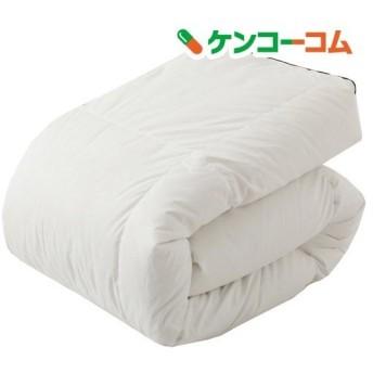 東京西川 羽毛合掛ふとん ホワイト シングル KA07160592W ( 1枚 )/ 東京西川