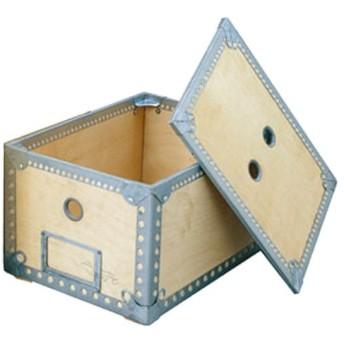 収納ボックス ダルトン DULTON WOODEN BOX ウッデン ボックス 木製 S ( 収納ケース 収納BOX ボックス ケース 箱 ハコ )