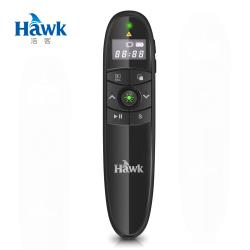 Hawk G800 2.4GHz 綠光雷射無線簡報器(12-HTG800)