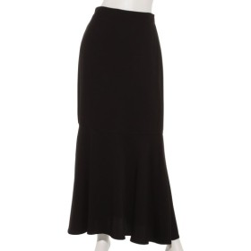 76%OFF Omekashi (オメカシ) テンセルマーメードスカート ブラック