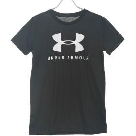 アンダーアーマー UNDER ARMOUR レディース 半袖Tシャツ GRAPHIC SPORTSTYLE CLASSIC CREW 1346844