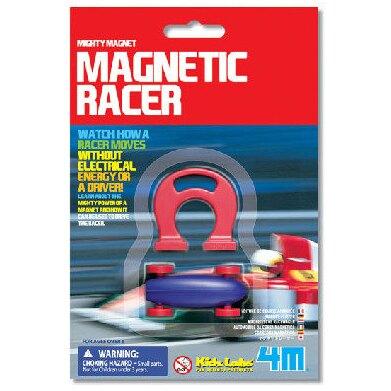 【4M】03290 科學探索系列-磁力賽車(新) Magnetic Racer