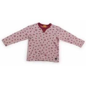 【ダブルB/DoubleB】Tシャツ・カットソー 110サイズ 女の子【USED子供服・ベビー服】(439484)