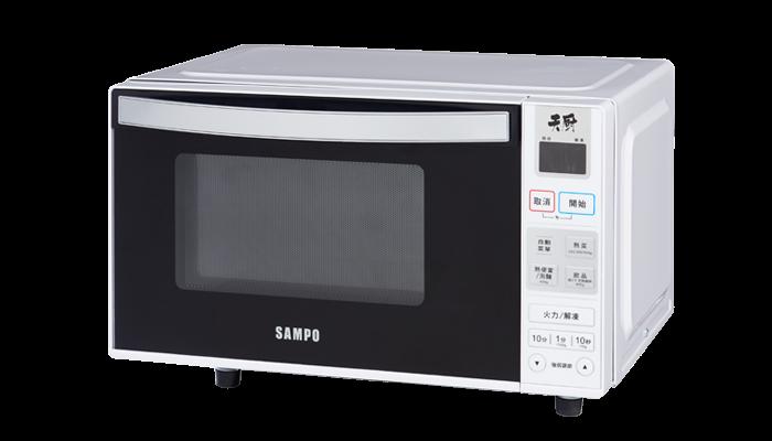 SAMPO 聲寶  21L平台式微電腦微波爐 RE-B821PM