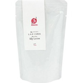 まかないこすめ しろすべ化粧水 ゆず 詰め替え用 (150mL)