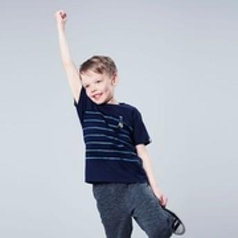 KIDS スーパーマリオ ファミリーミュージアム UT(グラフィックTシャツ・半袖・オンラインストア限定サイズのみ)