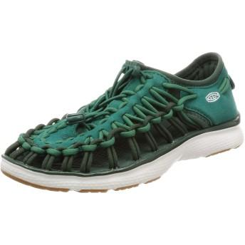 [キーン] キッズシューズ 子供靴 UNEEK O2(2019年モデル) EVERGREEN/PINENEEDLE US 3(22 cm) D
