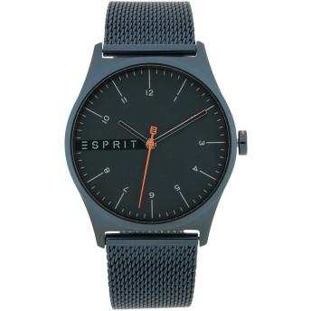 《期間限定 セール開催中》ESPRIT メンズ 腕時計 ダークブルー ステンレススチール