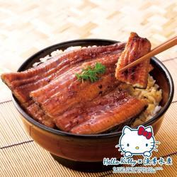 漁季水產 日式蒲燒鰻(150g±10%/包) 共計4包送墨西哥鮑魚(160g±10%/包)共計2包