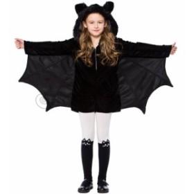 キャラクター コスチューム ハロウィン コスプレ仮装 子供用 ジャンプスーツ ドルマンスリーブ 女の子 cosplay 演出衣装 大きいサイズ