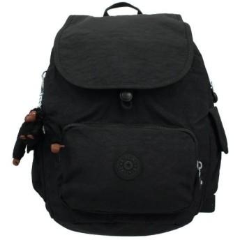 KIPLING キプリング バックパック BASIC2 CITY PACK S ブラック K15635 J99 TRUE BLACK