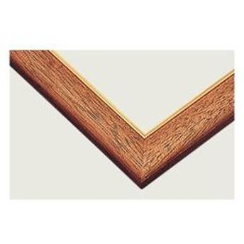 【ビバリー】 木製ゴールドモールパネル 3 ウォールナット パズル ジグソーパズル パネル ジグソーパネル[▲][ホ][K]