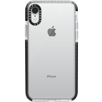 CASETiFY iPhone XR インパクトケース クリアケース シンプル iphone ケース 薄型 スマホケース 薄い スマホケー