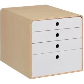 STOCK/ストック A4ファイルケース 幅28cm H54807