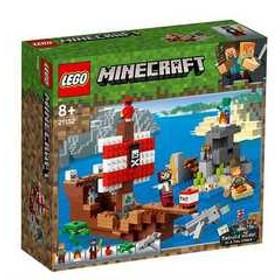 【レゴジャパン/LEGO】 21152 海賊船の冒険[▲][ホ][K]