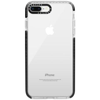 CASETiFY iPhone 8 Plus インパクトケース クリアケース シンプル iphone ケース 薄型 スマホケース 薄い スマホケ
