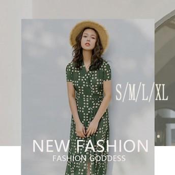 [55555SHOP] 「2019新商品発表」女子力満点のロングスカート 春夏 レディース きれいめレディース 綺麗 可愛い おすすめ プリント ワンピースレディースファッション 大人 ドレス